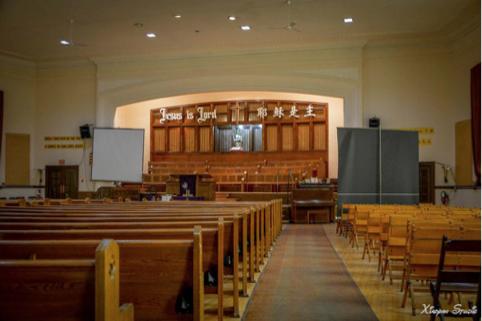 图片 16 教堂大礼拜堂(笑言摄于 2015 年 3 月 21 日)