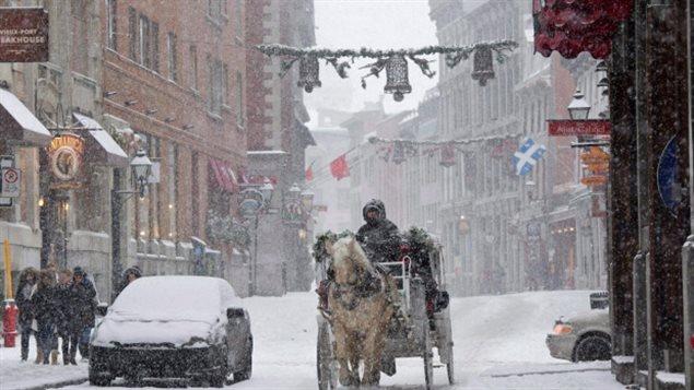 人们喜欢看到瑞雪兆丰年的白色圣诞节
