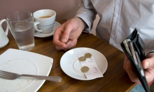 Tipping in restaurants