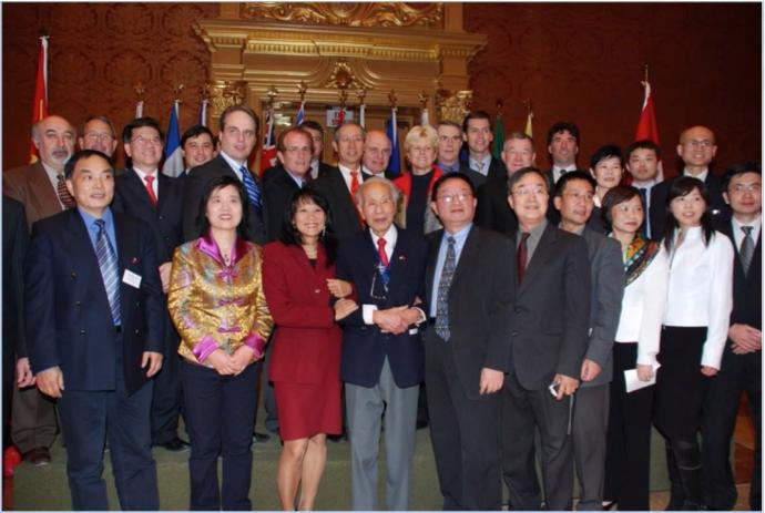 图片 4 2008年国会山中国新年招待会(OACCUA提供)