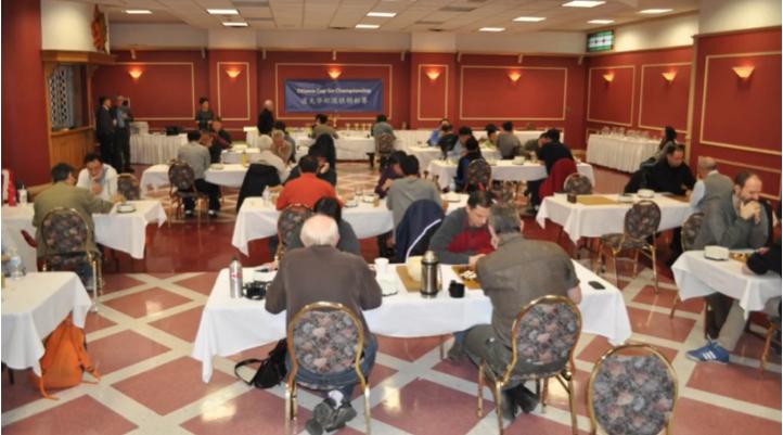 图片 10 2014年围棋锦标赛(OACCUA提供)