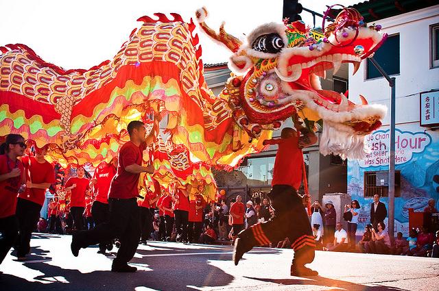 好消息!加拿大官方终于正式认可农历春节!