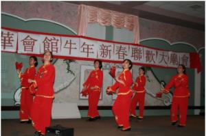 图片 12 2009牛年新春联欢大庙会(薛金生提供)