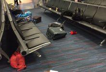洛杉矶机场昨晚传巨响 男子扮蒙面侠苏洛被逮(组图)-新华侨报