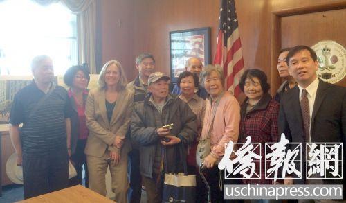 美国华裔老人住房稀缺 重重阻碍难舒心 无奈多(图)-新华侨报