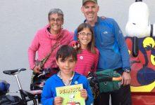 真会玩:渥太华父母带10岁孩子骑车环游七国-新华侨报