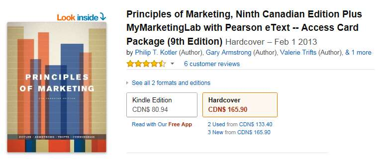 图片 213 《市场原理》,亚马逊书籍信息