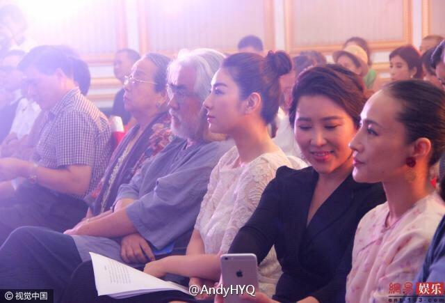 张奕樊_黄奕前夫爆料:张纪中的小三就是她!网友惊了(组图)-新华侨网