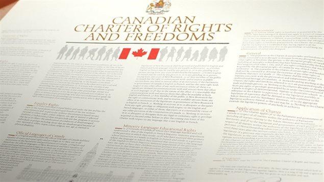 加拿大人权宪章