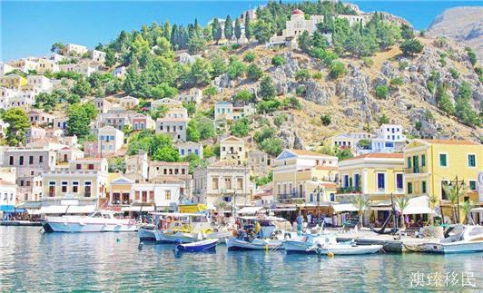 移民希腊,真的不用担心经济的问题!