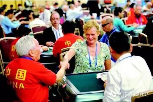 为什么中国人打麻将打不过老外?
