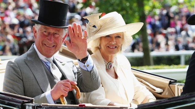 查尔斯王储夫妇将参加加拿大150周年国庆活动