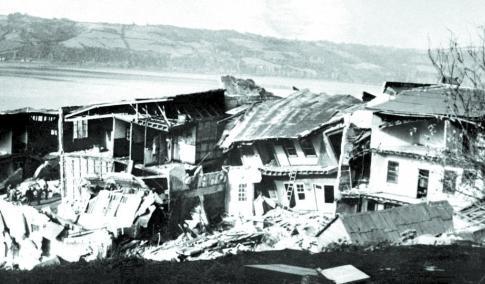 中国死亡人数最多的一次地震,死亡人数接近百万,余震震5年