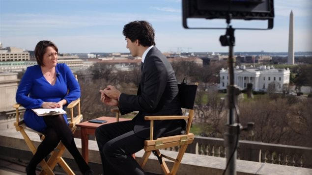 CBC政坛访谈节目主持人 Rosemary Barton